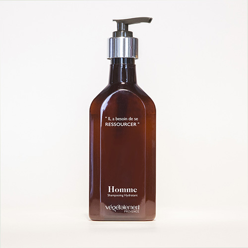Shampooing organique hydratant