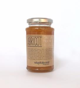 Confiture d'abricots BIO 100% fruits