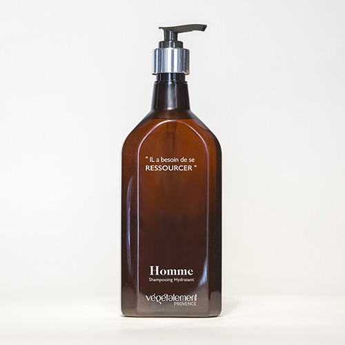 Shampooing ressourcer hydratant