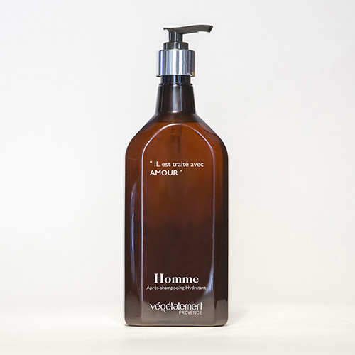 Homme Soin hydratant & restructurant amour 500ml